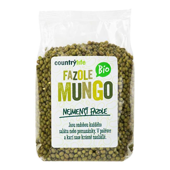 Zobrazit detail výrobku Country Life Fazole mungo BIO 0,5 kg