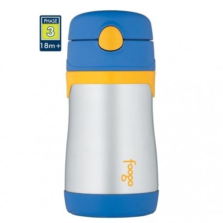 Zobrazit detail výrobku Thermos Foogo kojenecká termoska - modrá 290 ml