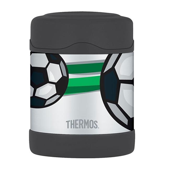 Thermos FUNtainer Dětská termoska na jídlo - fotbal 290 ml