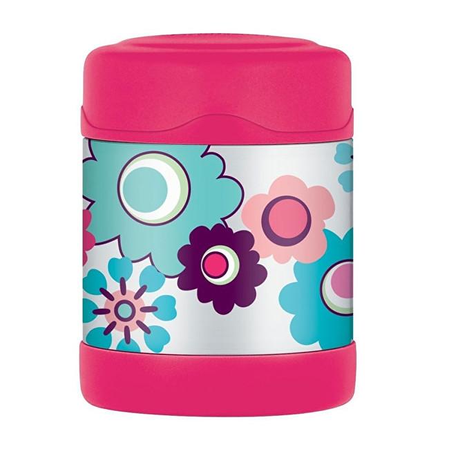 Zobrazit detail výrobku Thermos FUNtainer Dětská termoska na jídlo - květy 290 ml