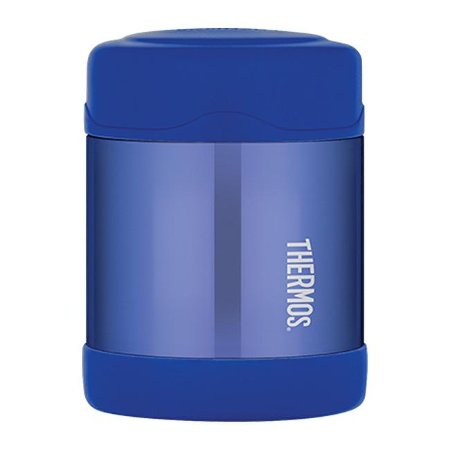 Thermos FUNtainer Dětská termoska na jídlo - modrá 290 ml 2acffdec0a9