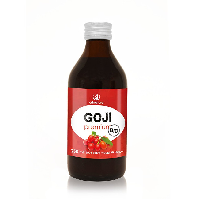 Allnature Goji Premium BIO 250 ml