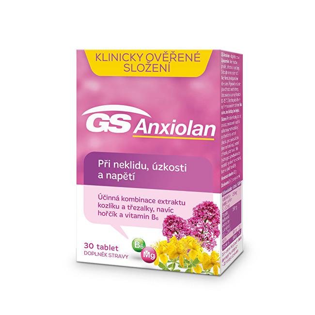 GreenSwan GS Anxiolan 30 tbl.