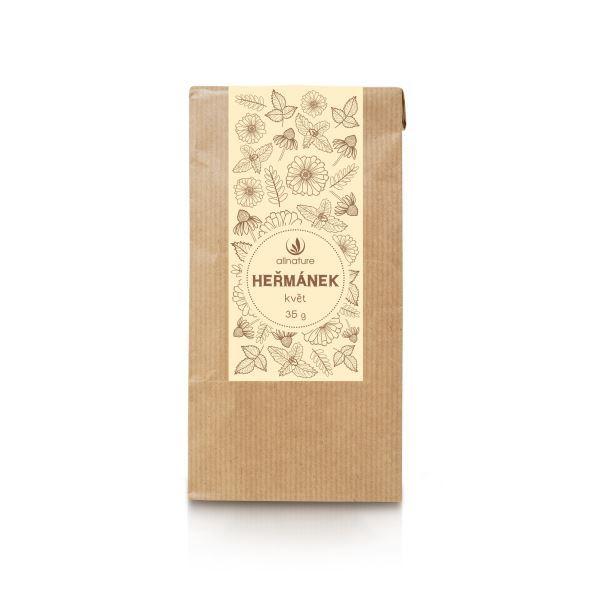 Zobrazit detail výrobku Allnature Heřmánek květ 35 g