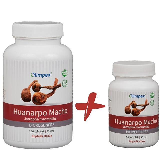 Zobrazit detail výrobku Olimpex s. r. o. Huanarpo Macho 180 tobolek+ 60 tobolek zdarma