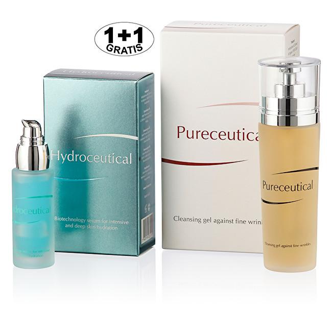 Zobrazit detail výrobku Herb Pharma Hydroceutical - biotechnologické sérum 30 ml + Pureceutical - čistící gel 125 ml (1 + 1 zdarma)