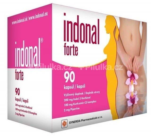 Zobrazit detail výrobku Synergia INDONAL FORTE 90 kapslí
