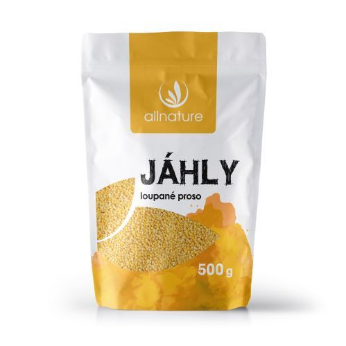 Zobrazit detail výrobku Allnature Jáhly 500 g