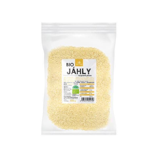 Allnature Jáhly BIO 500 g