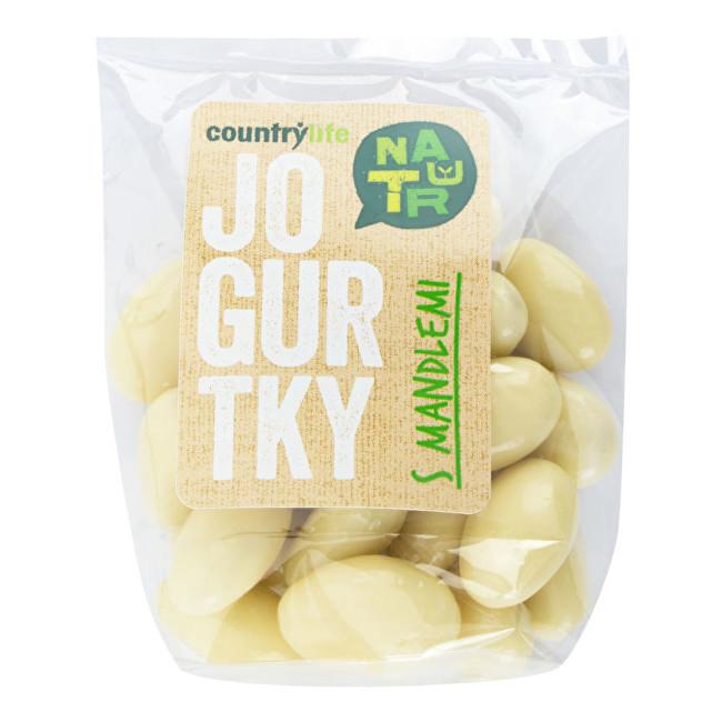 Zobrazit detail výrobku Country Life Jogurtky s mandlemi 100 g