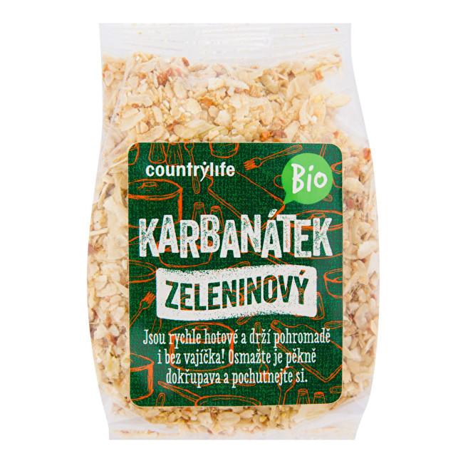 Zobrazit detail výrobku Country Life Karbanátek zeleninový BIO 200g
