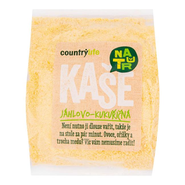 Zobrazit detail výrobku Country Life Kaše jáhlovo-kukuřičná 300g