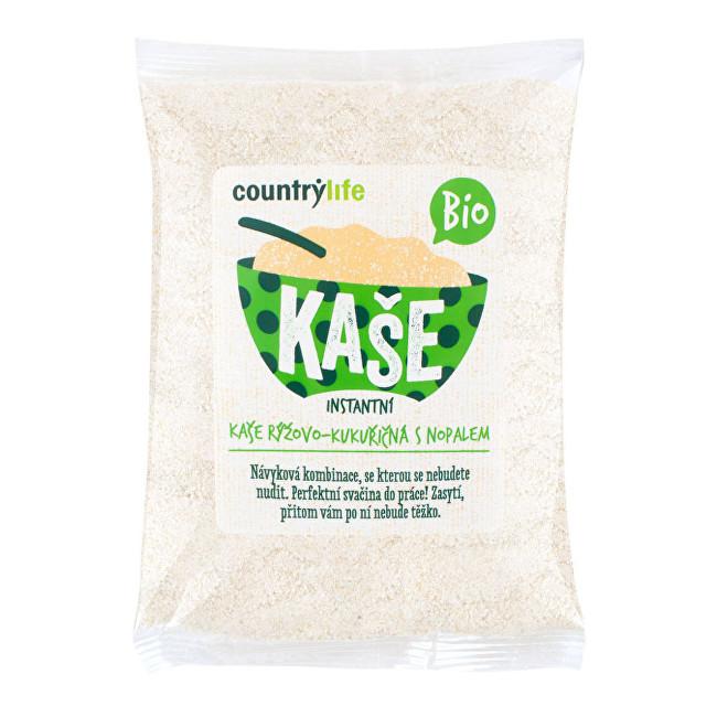Country Life Kaše rýžovo-kukuřičná s nopalem BIO 200g