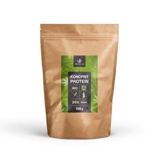 Konopný protein 50% BIO 200 g