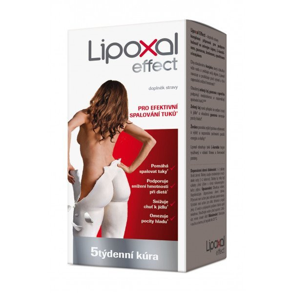 Lipoxal Effect tablet 120