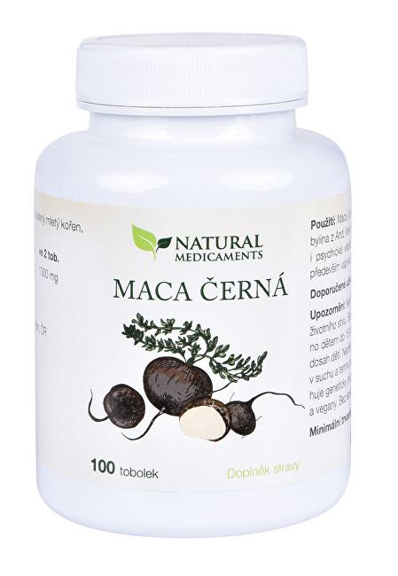 Zobrazit detail výrobku Natural Medicaments Maca černá 100 tob.