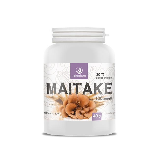 Zobrazit detail výrobku Allnature Maitake 100 kapslí