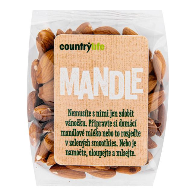 Zobrazit detail výrobku Country Life Mandle 100g