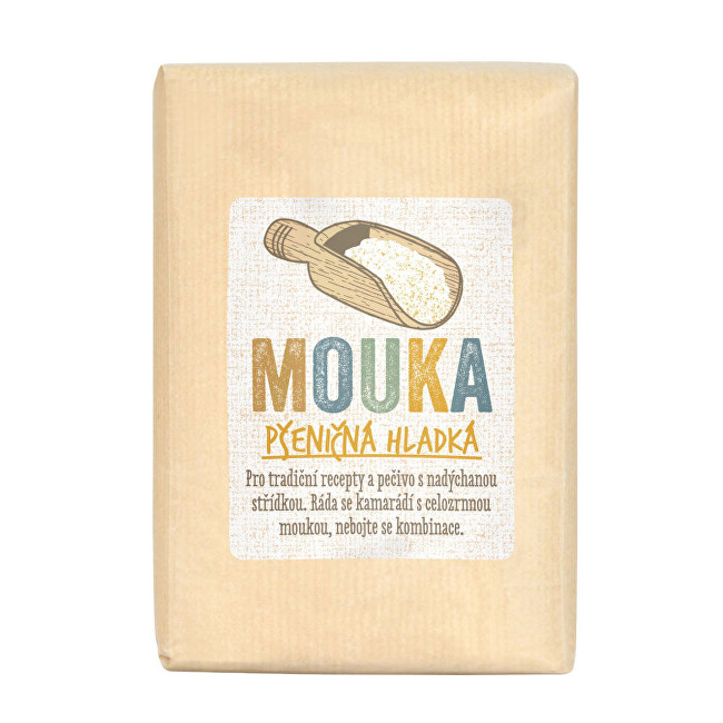 Zobrazit detail výrobku Country Life Mouka pšeničná hladká BIO 1kg