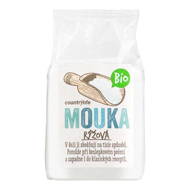 Zobrazit detail výrobku Country Life Mouka rýžová BIO 400g