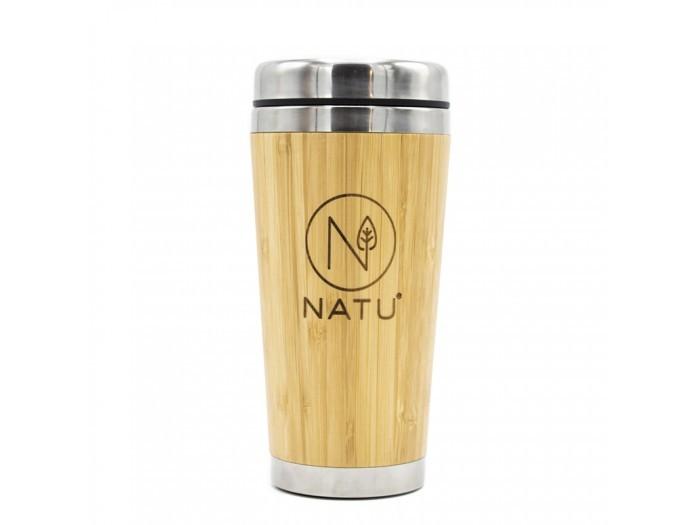 Zobrazit detail výrobku Natu Bambusový termohrnek 450 ml