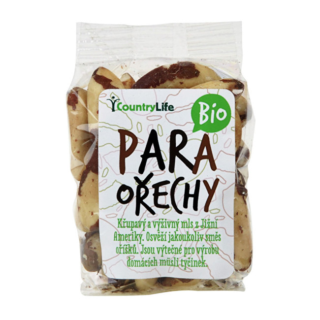 Country Life Para ořechy BIO 100 g
