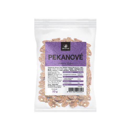 Allnature Pekanové ořechy 50 g
