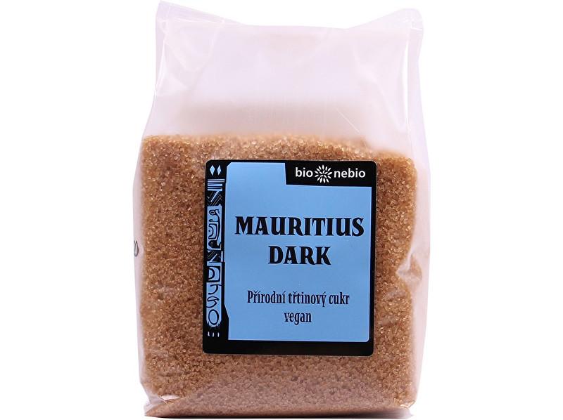 Zobrazit detail výrobku Bio nebio s. r. o. Přírodní třtinový cukr Mauritius Dark 400g