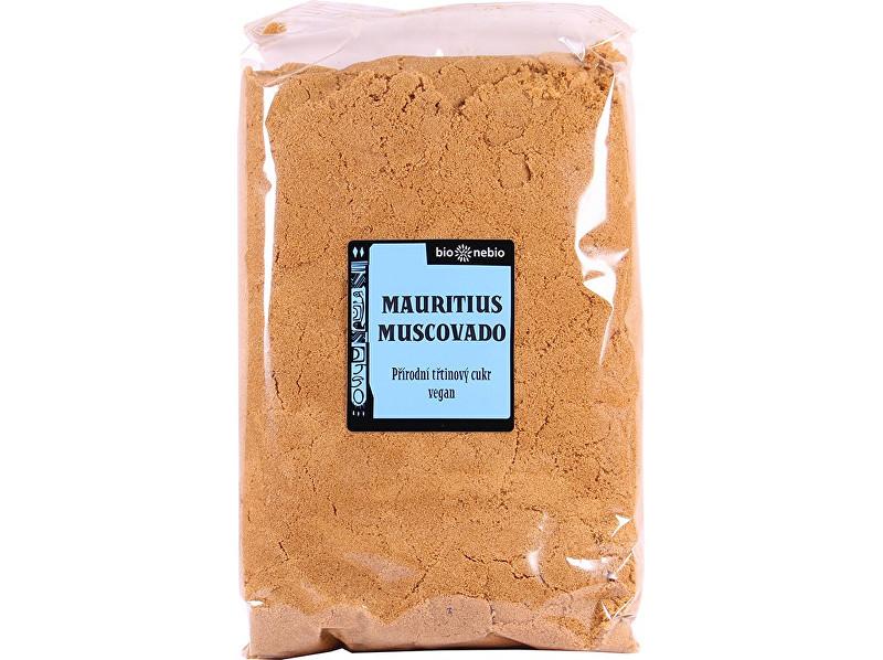 Zobrazit detail výrobku Bio nebio s. r. o. Přírodní třtinový cukr Muscovado 1000 g