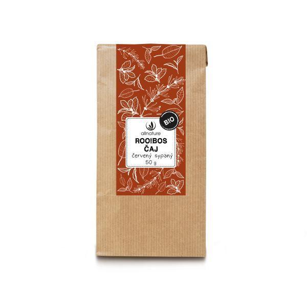 Zobrazit detail výrobku Allnature Rooibos čaj červený sypaný BIO 50 g