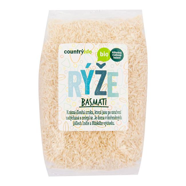 Zobrazit detail výrobku Country Life Rýže basmati BIO 1 kg