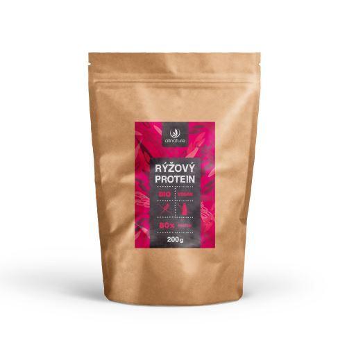Zobrazit detail výrobku Allnature Rýžový protein 80% BIO 200 g