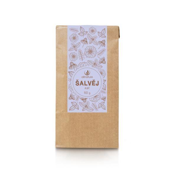 Zobrazit detail výrobku Allnature Šalvěj 50 g