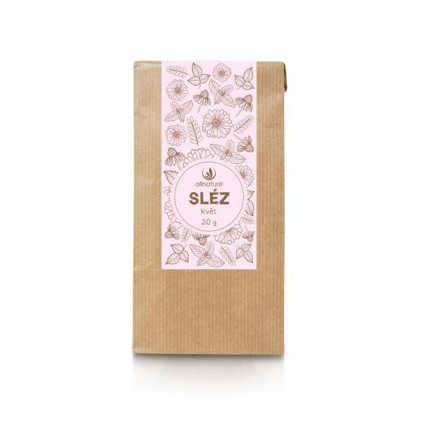 Zobrazit detail výrobku Allnature Sléz květ 20 g