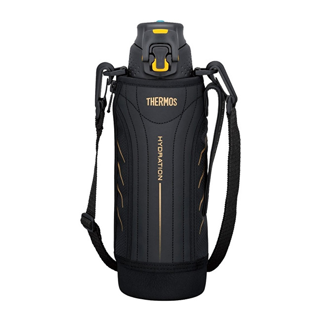 Sport Hydratační termoska - černá 1 l
