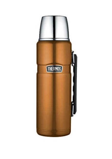 Zobrazit detail výrobku Thermos Style Termoska na nápoje s madlem - měděná 1,2 l