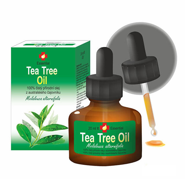 Zobrazit detail výrobku OVONEX s.r.o. Tea Tree Oil (Melaleuca alternifolia) 20 ml