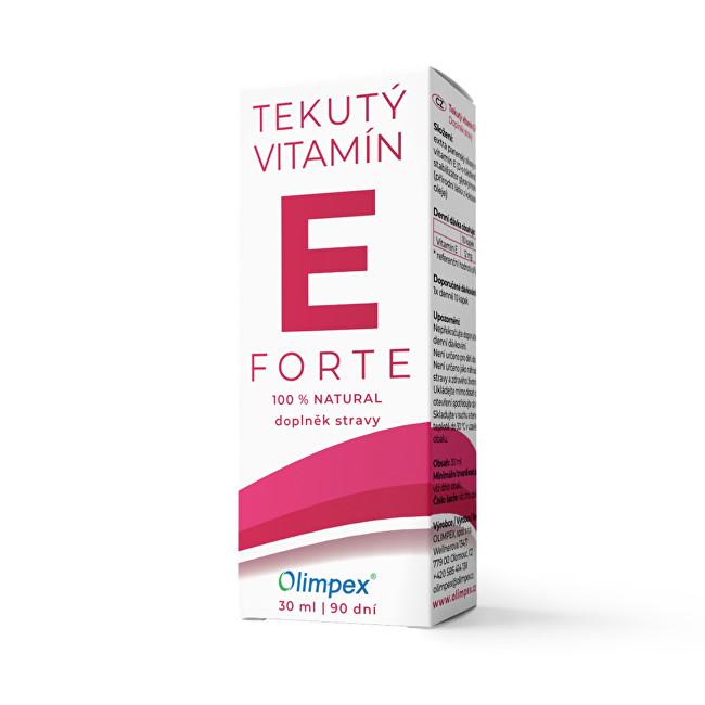 Tekutý vitamín E FORTE 30 ml