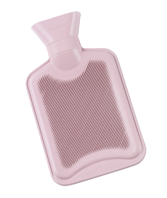 Zobrazit detail výrobku BeautyRelax Termofor ohřívací láhev BR-450R Růžový