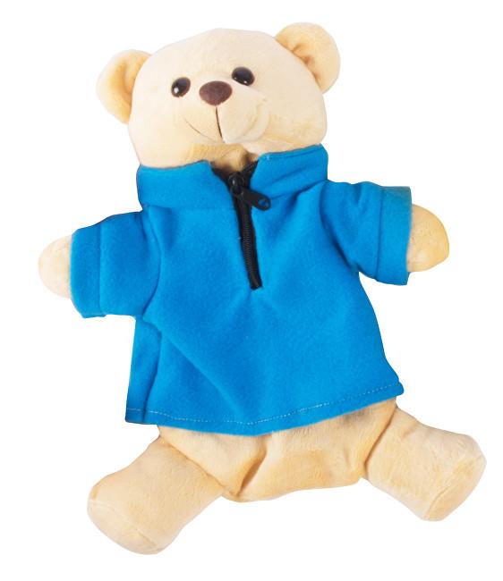 BeautyRelax Termofor v plyšové hračce BR-440V2 Modrý medvídek