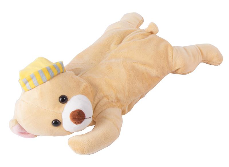 BeautyRelax Termofor v plyšové hračce BR-445B Béžový medvídek