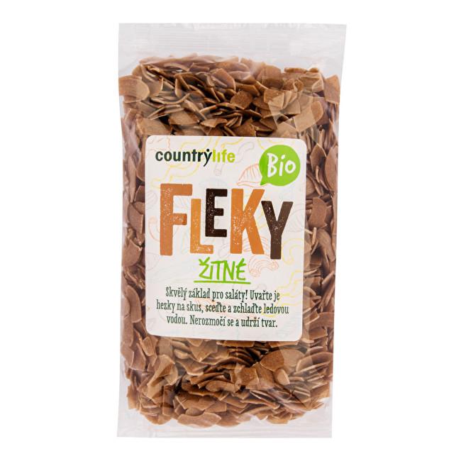 Zobrazit detail výrobku Country Life Těstoviny fleky žitné BIO 400g