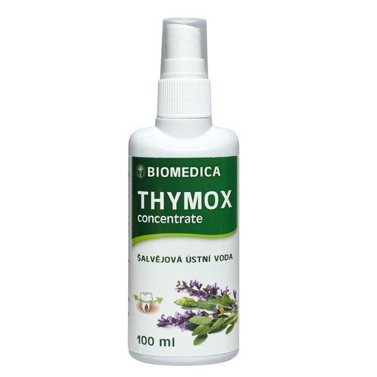 Zobrazit detail výrobku Biomedica Thymox concentrate - šalvějová ústní voda 100 ml