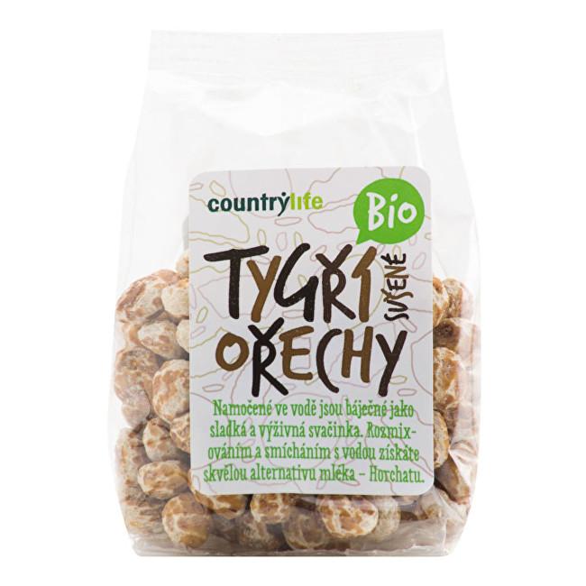 Country Life Tygří ořechy BIO 100 g