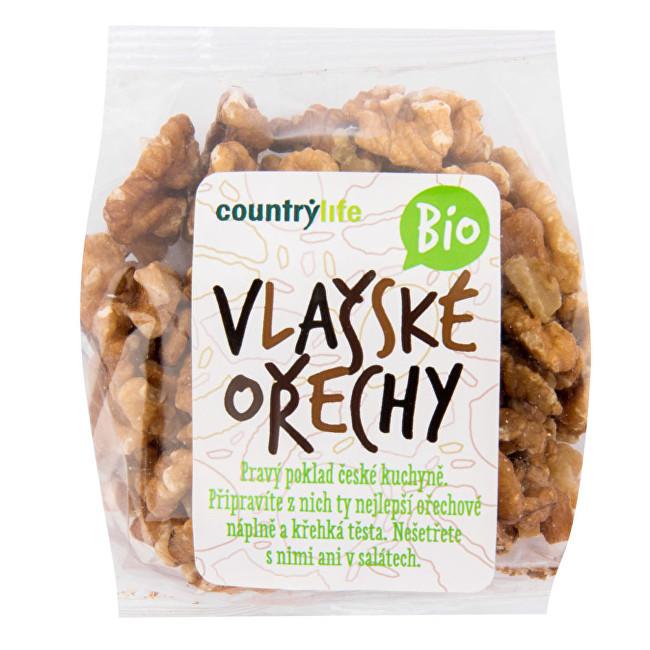 Country Life Vlašské ořechy BIO 100g