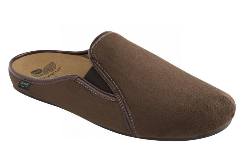 Zobrazit detail výrobku Scholl Zdravotní obuv FELCE velvmicro - hnědá vel.45