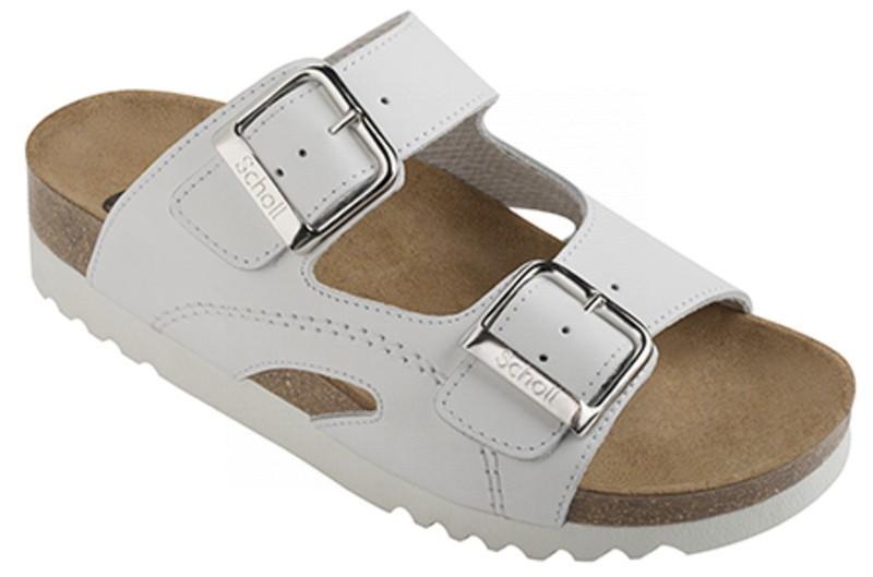 Zobrazit detail výrobku Scholl Zdravotní obuv MOLDAVA WEDGE AD - bílá 40