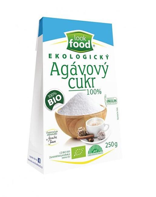 Zobrazit detail výrobku Look food s.r.o Agávový cukr 100% 250 g BIO