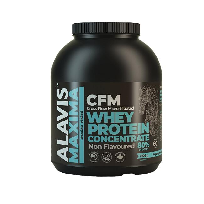 Alavis Alavis Maxima Whey Protein Concentrate 80% 2200 g