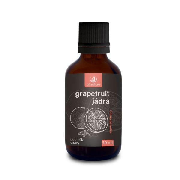 Zobrazit detail výrobku Allnature Grapefruit jádra bylinné kapky 50 ml